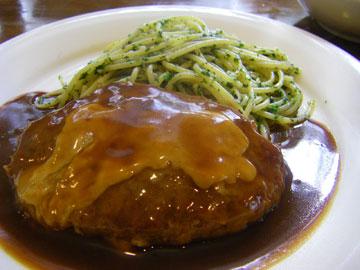 イタリアンレストラン『ピクルス』!我が町松陵自慢!ハンバーグが美味しい!