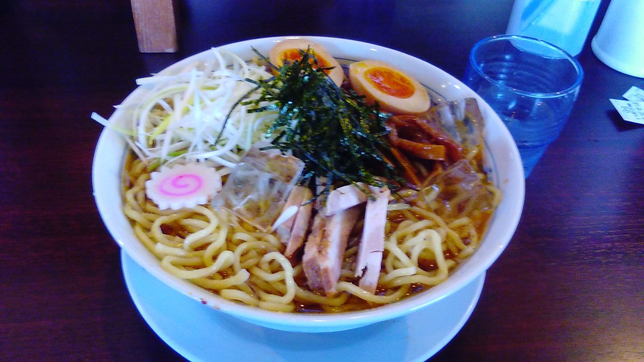 仙台大勝軒!つけ麺が美味しい!7月限定?冷やしらぁめんも美味い!