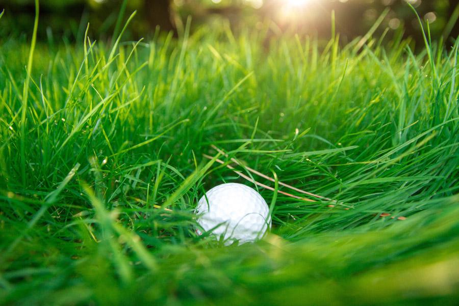 ゴルフはむずかしい!