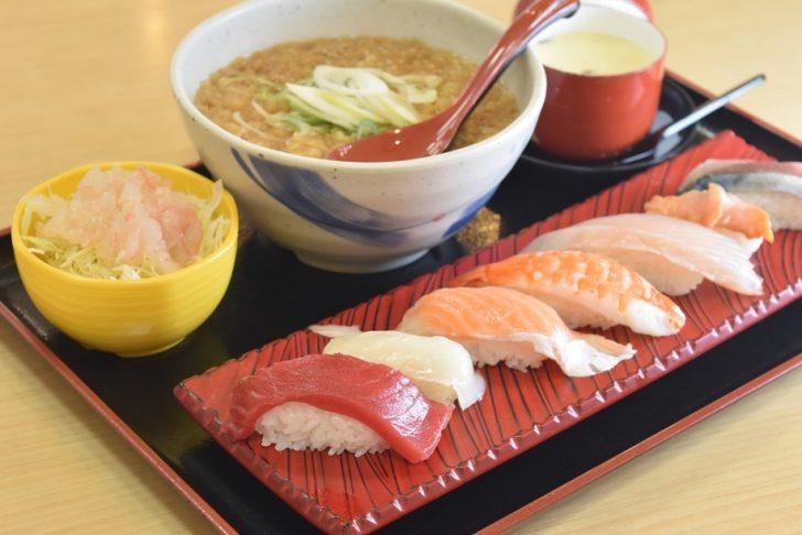 【うまい回転寿司】『きらら寿司 箱堤店』は仙台発のリーズナブルな大人気店!
