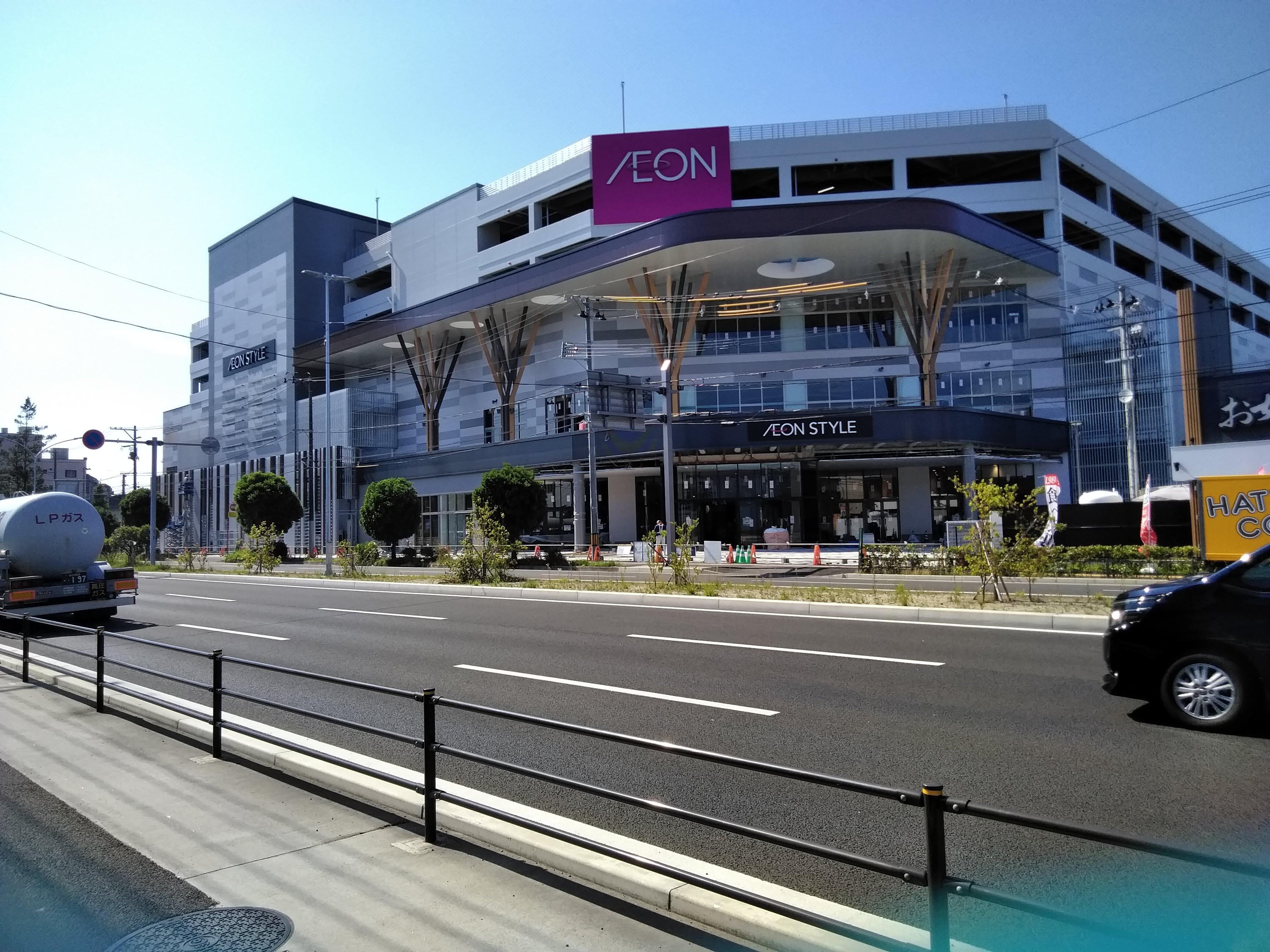イオンスタイル仙台卸町!東北/宮城初出店の飲食5店を調べてみた!