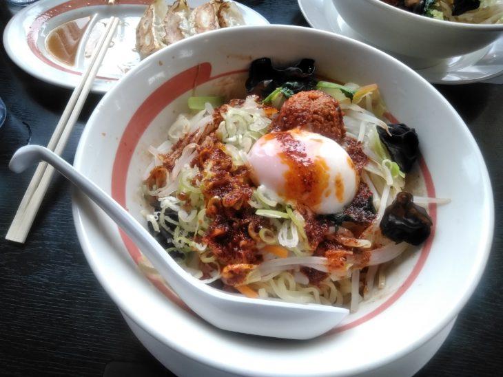 人気?幸楽苑の台湾野菜まぜめんを食べてみた!