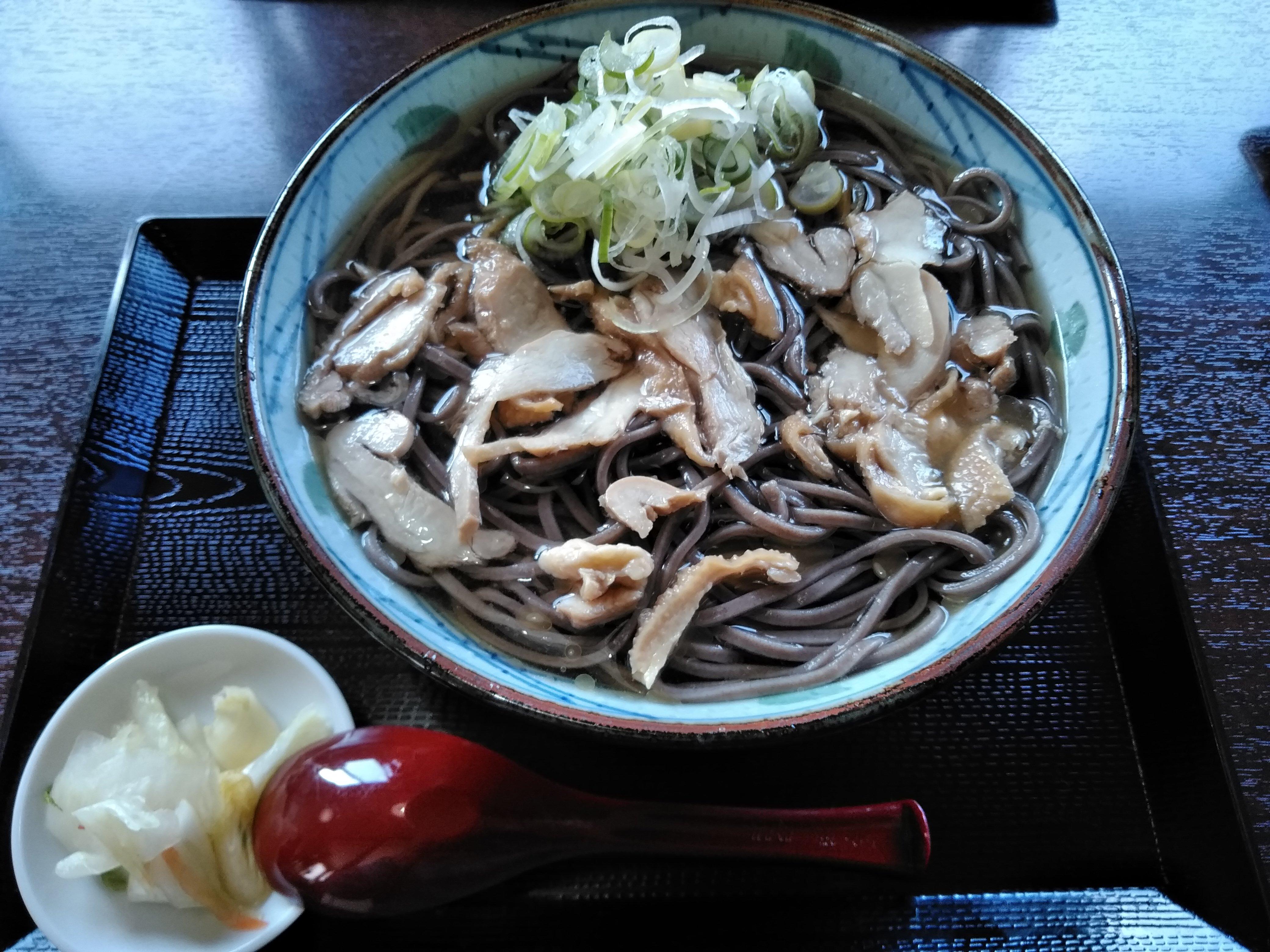 絶品の肉そば!東根市の人気店「肉そば はくよう」に行ってみた!