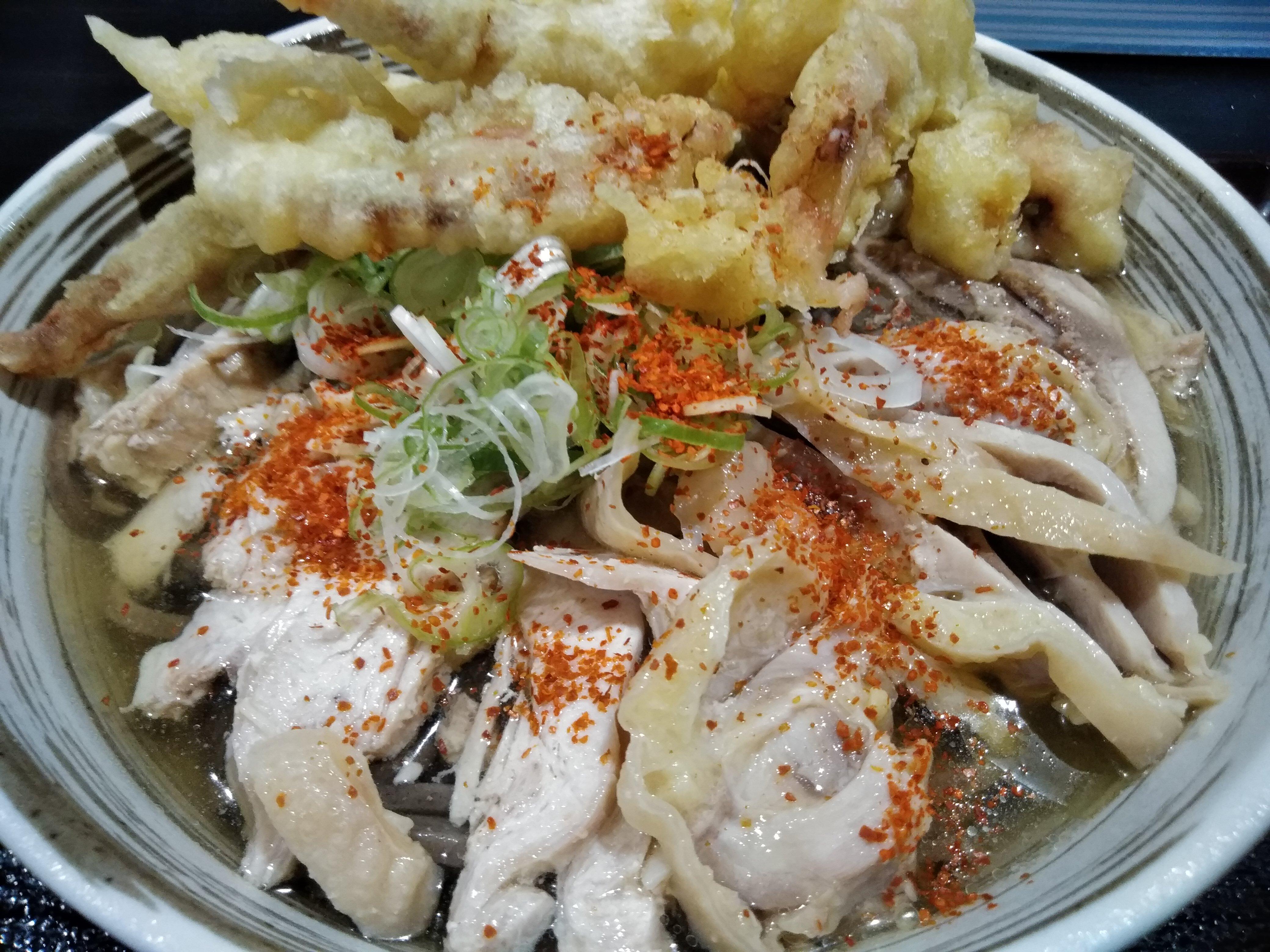 山形の冷たい肉そばが激安激旨!藤七 本町分店6/10オープン!