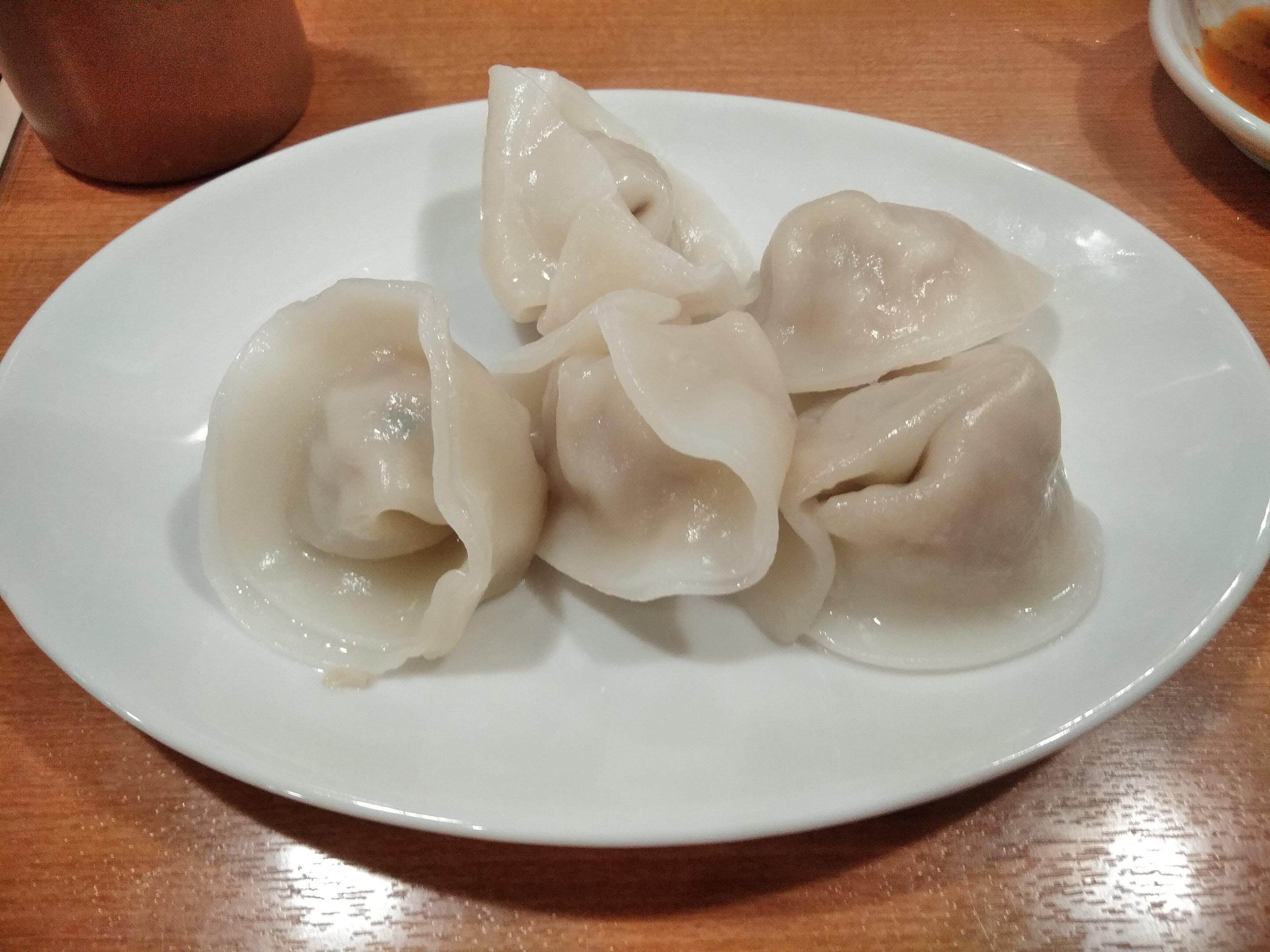 水餃子がうまい!餃子食堂マルケン泉中央店に行ってみた!