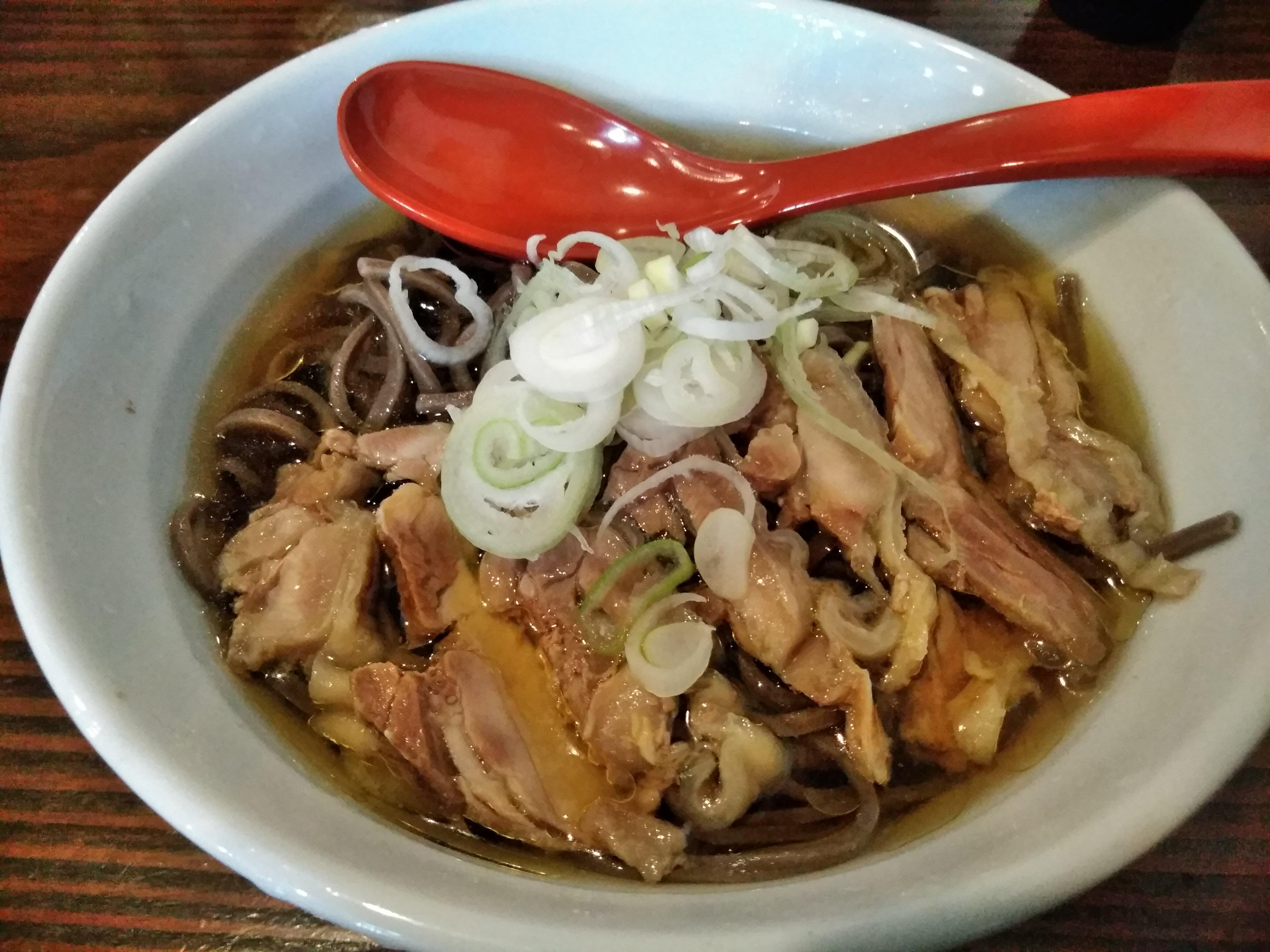 蕎麦 令和は令和元年にオープン!つけ蕎麦・肉そばがうまい店!