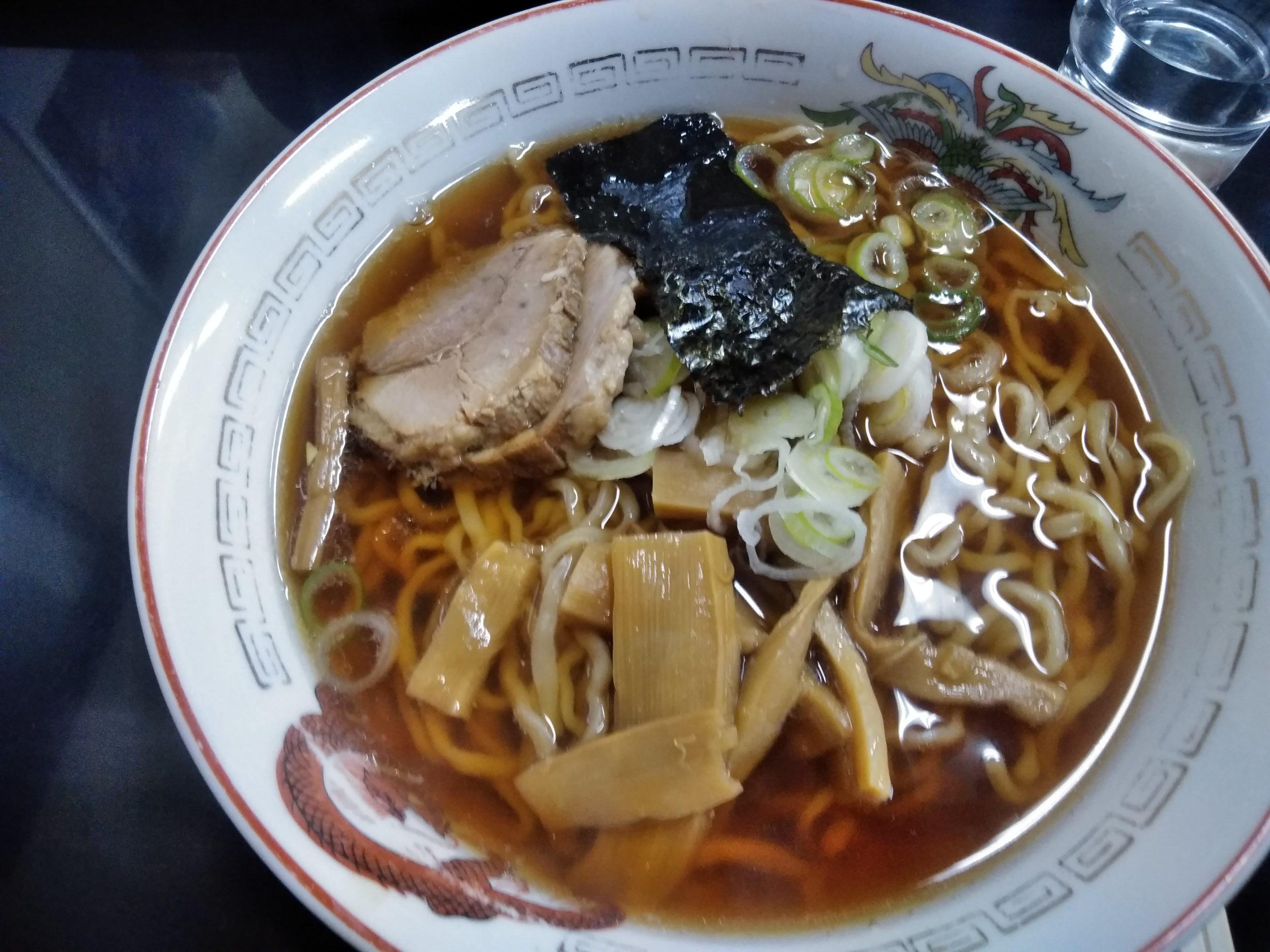 満々ラーメンは鶴岡【米の粉の滝ドライブイン】の人気店!