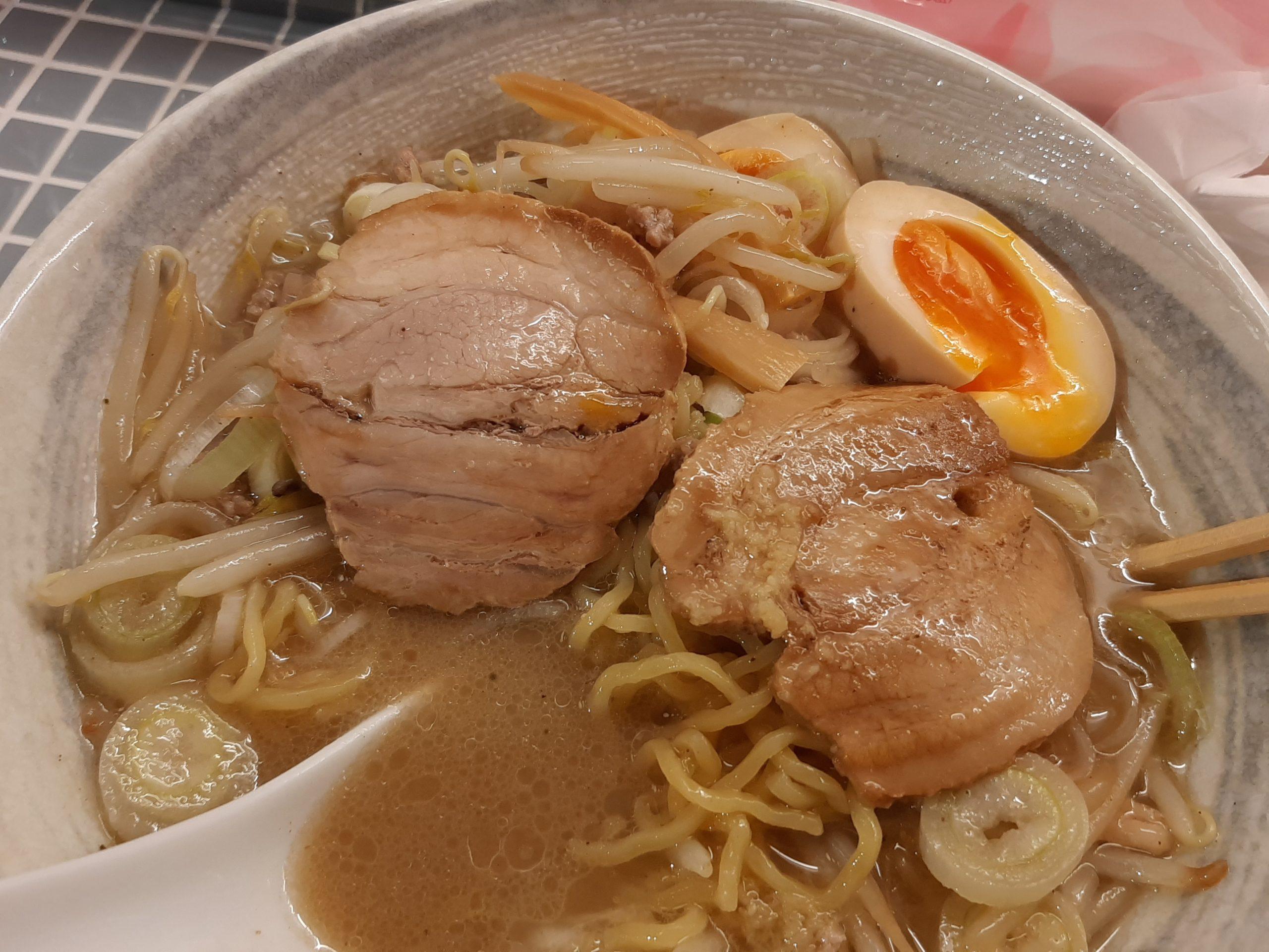 西山製麺使用の札幌味噌らーめん葵葉(あおば)が2/7仙台にオープン!