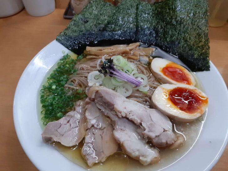 人気行列店!タンメン専門店『麺や遊大』で冷やし鶏そばを食べてみた!