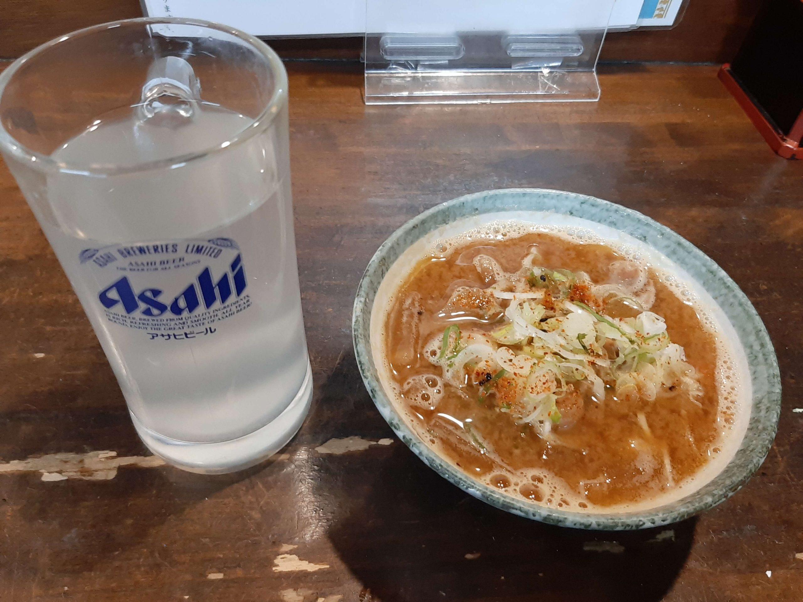 安くてうまい!そば処 福はら仙台駅東口本店はちょい呑みに最適!