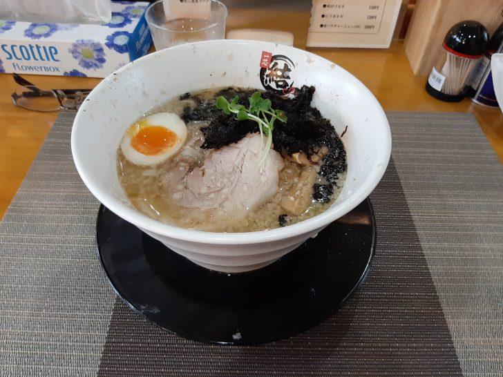 山元町の『麺家一芯』が若林区沖野に『一芯結』として8月8日オープン!