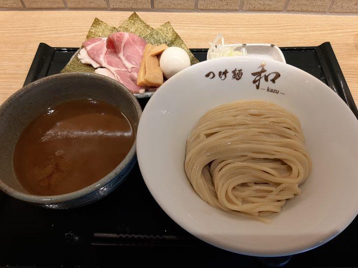 【旨い】人気行列店『つけ麺和 泉中央店』が8/10に開店したので行ってみた!
