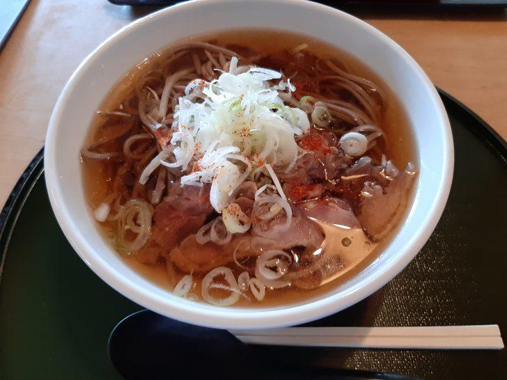 【行列人気店】仙台市泉区の山形蕎麦のやま久で肉そばをいただく!