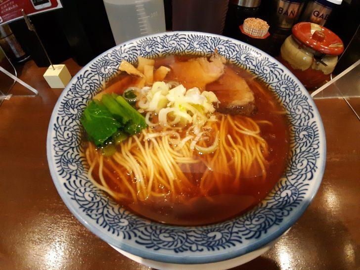 【中華そばも人気?】自家製熟成麺『萩ノ宮』へ行ってみた!
