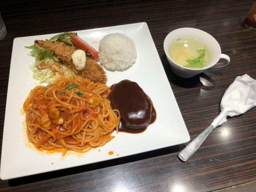 【ボリューム満点】『食幸房しゅう』でスペシャルランチを食べた!