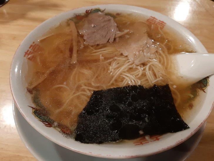 【隠れた人気店】中華麺店『 思(オモ)』で中華そばを食べてみた!