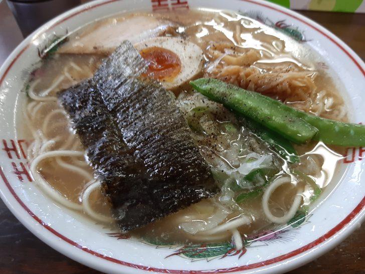 【激混み】中華そば『太平楽』六丁の目店で朝ラーを食べてみた!