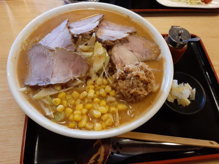 【旨い・安い・満腹】鶴が丘の『そばつる』のラーメンと定食に感激!