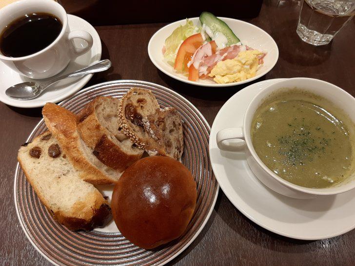 仙台市青葉区の人気パン店『VELVET』のランチが美味しい!