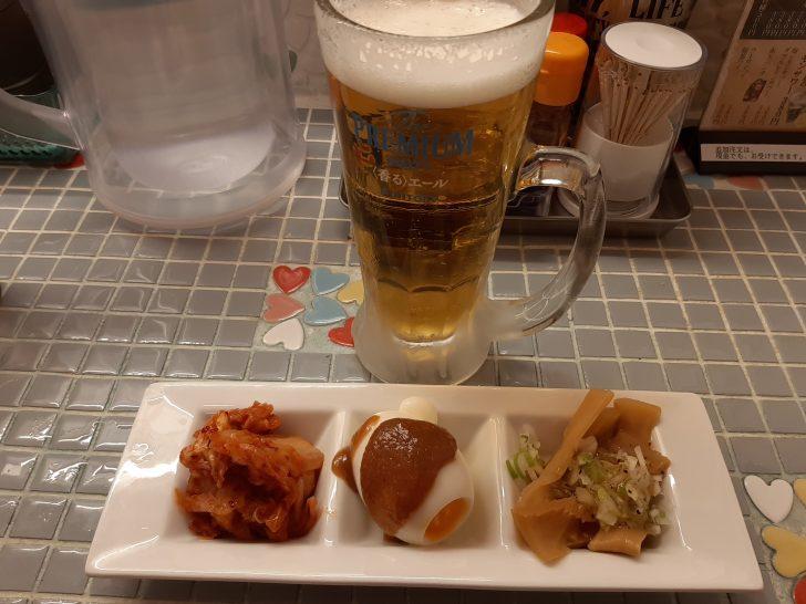 【超お得】札幌味噌らーめん葵葉(あおば)の晩酌セットが旨過ぎる!