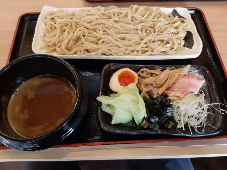泉中央の『麺や富嶽(ふがく)』のLINE友達になると新作の試食等のお得がいっぱい!