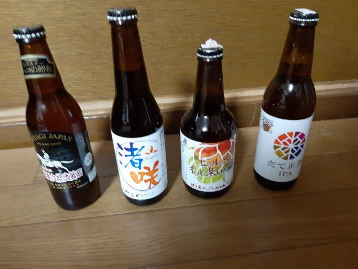 【クラフトビールが豊富】仙台フォーラス地下1階『あむんと』で美味しいクラフトビールを買ってみた!