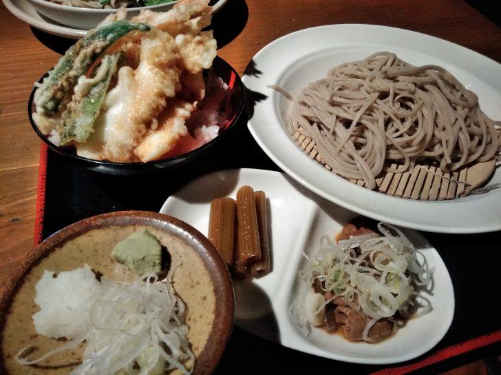 【地元で人気】北仙台の手打ち蕎麦屋『 自由庵仙台』のランチがリーズナブルで美味しい!
