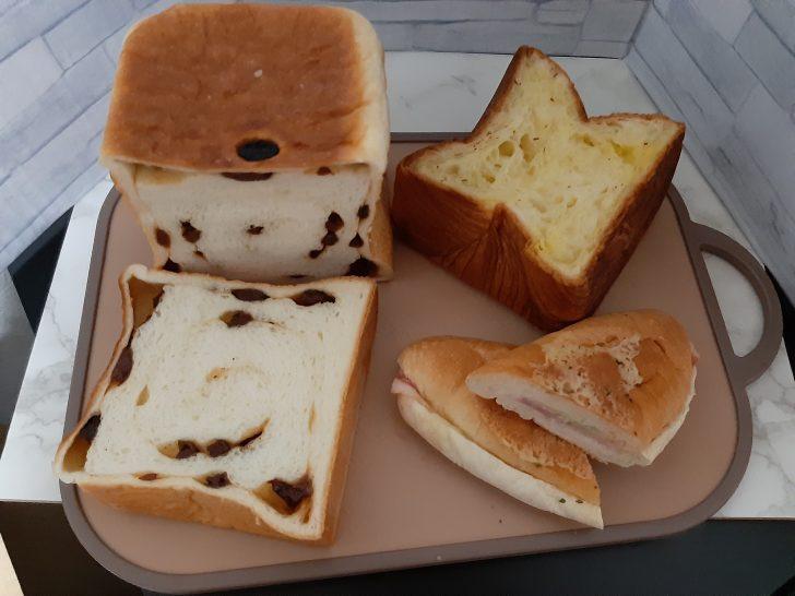 【食パンの人気店】青葉区宮町の『パンネペッカテューム』宮町店のミルクパンは評判通り美味しかった!