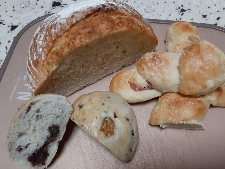【隠れた人気店】泉区松陵の手づくりパン店『ぷち・まろん』のホシノ酵母使用の天然酵母パンが美味しい!