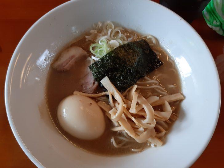 【開店情報】9月26日仙台市地下鉄東西線:六丁の目駅近くにオープンした自家製麺『ラーメンが止マラナイ』に行ってみた!